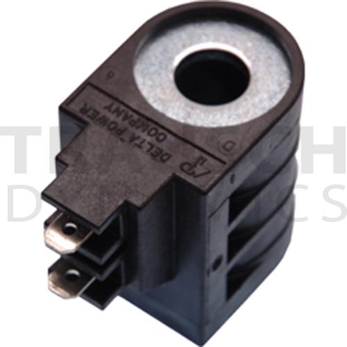 Pds24 Delta Power Coil 24 Vdc Dual 1 4 Quot Spades 19 Watts
