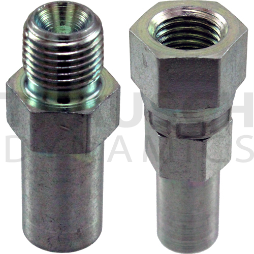 FLEXDRAULIC ' C ' SERIES GREASE LINE CRIMP ENDS