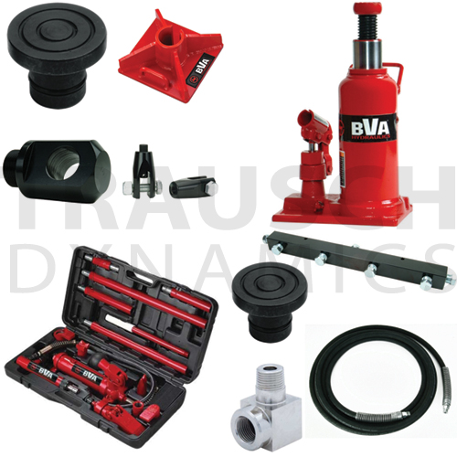 10,000 PSI PUMPS, VALVES, CYLINDERS & ACCESSORIES