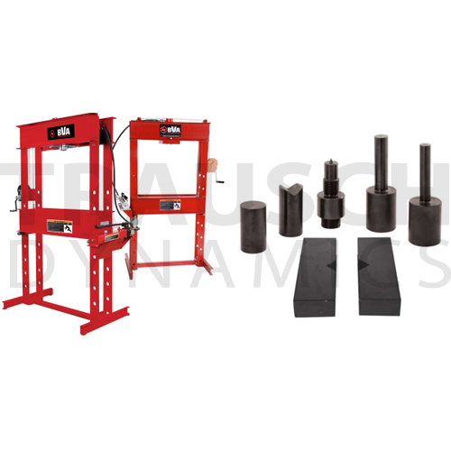 BVA - H-FRAME PRESSES & ACCESSORIES