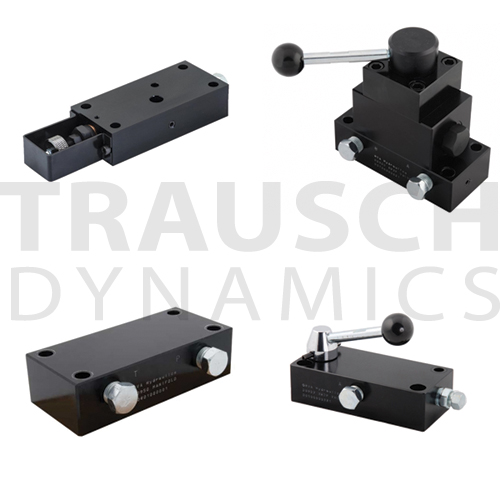 ELECTRIC PUMP MOUNTED VALVES