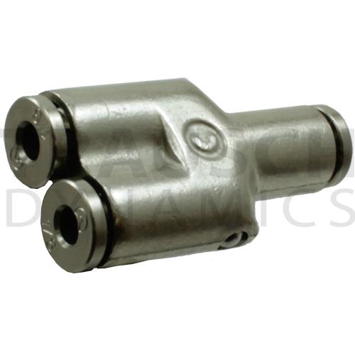 1107 - TUBE X TUBE X TUBE UNION Y