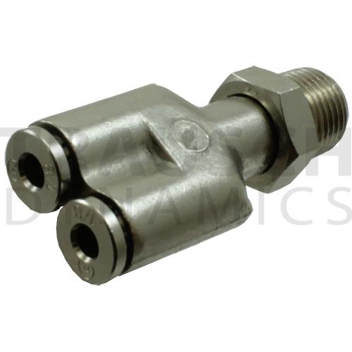 1108 - TUBE X TUBE X MALE PIPE Y