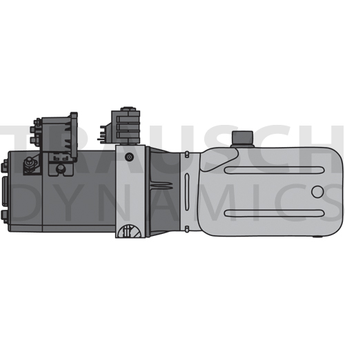 HORIZONTAL PLASTIC TANKS (SHORT)