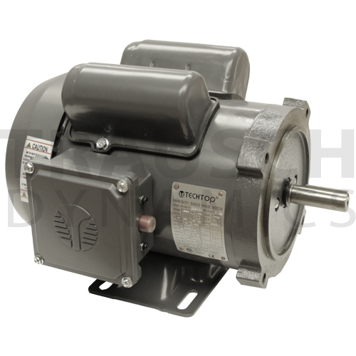 ELECTRIC MOTORS - SINGLE PHASE
