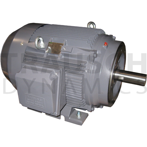 ELECTRIC MOTORS - THREE PHASE