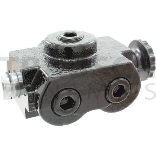 PRINCE - MANUAL SINGLE SELECTOR VALVES