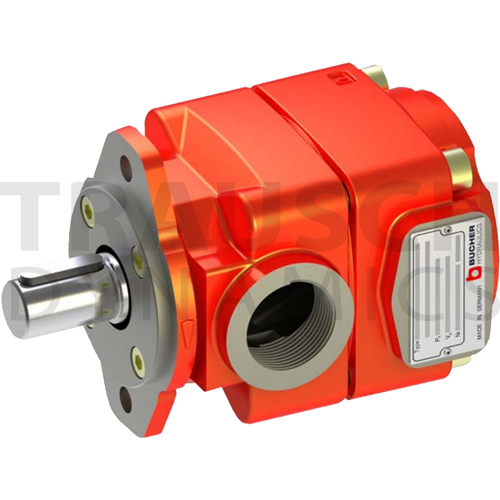 GEAR PUMPS - BUCHER HYDRAULICS QX PUMPS & MOTORS