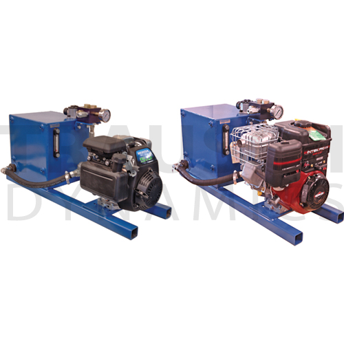 GAS ENGINE POWER UNITS
