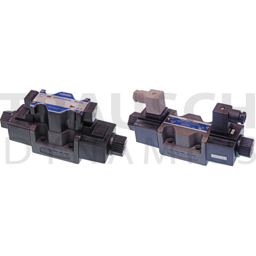 D05 SOLENOID OPERATED DIRECTIONAL CONTROL VALVES