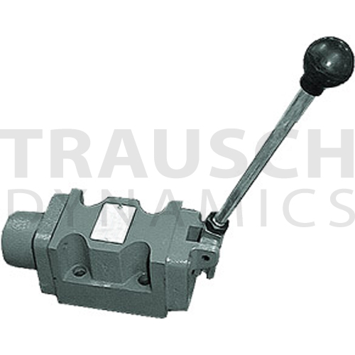 D05 MANUAL DIRECTIONAL CONTROL VALVES
