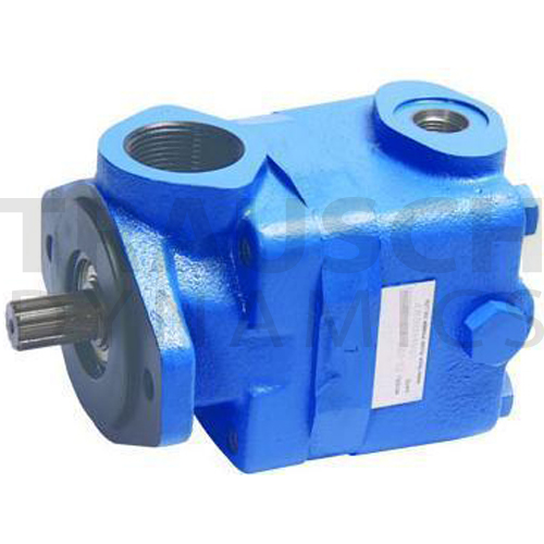 PIPE INLET, SAE O-RING OUTLET