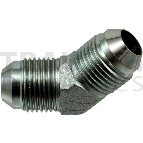 2504 ADAPTERS - UNION 45 DEGREE ELBOW