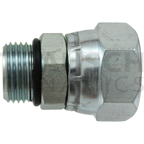 6900 ADAPTERS - MALE SAE ORB X FEMALE NPSM