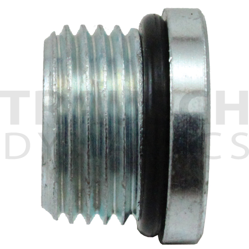 6408HHP ADAPTERS - HOLLOW HEX PLUG