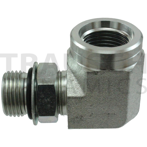 6815 ADAPTERS - MALE X FEMALE 90 DEGREE ELBOW
