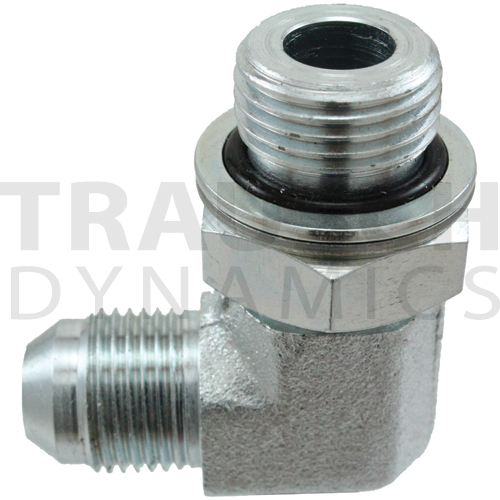 9059 ADAPTERS - MALE JIC X MALE BSPP 90 DEGREE ELB...