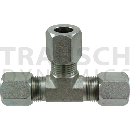 Flareless bite type fittings trausch dynamics