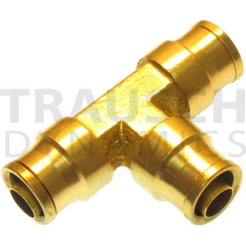 2464 - TUBE X TUBE X TUBE UNION TEE