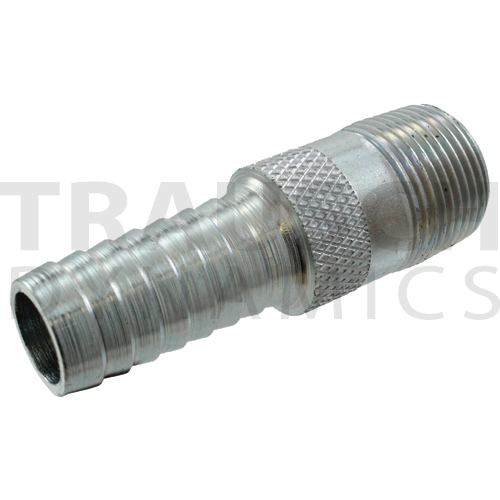S SERIES, MALE PIPE RIGID STRAIGHT