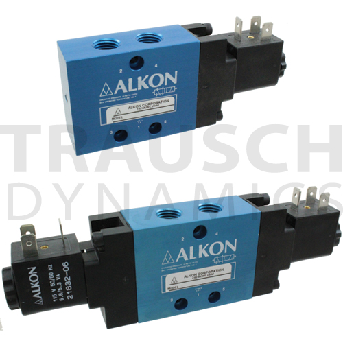 SOLENOID OPERATED DIRECTIONAL CONTROL VALVES - LAP...