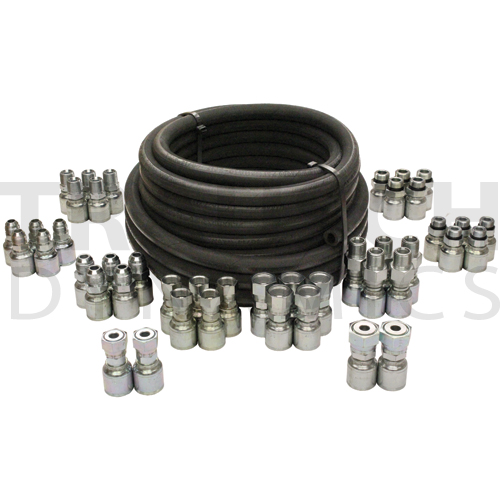 HOSE & CRIMP ENDS START UP KITS