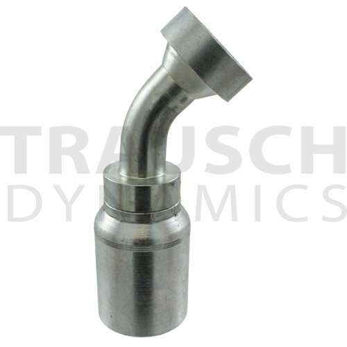 H SERIES, CAT FLANGE 45 ELBOW