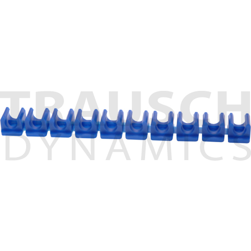 PLASTIC TUBE CLAMPS