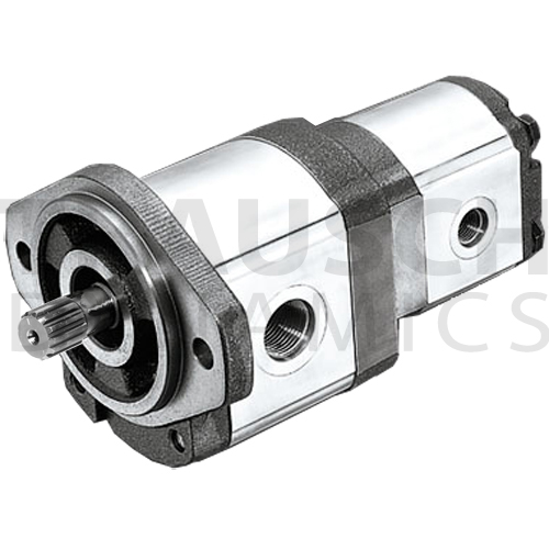 SINGLE INLET PORTED 5/8