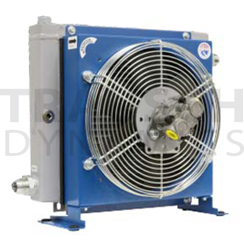 HYDRAULIC FAN DRIVEN SERIES - WITHOUT BYPASS VALVE