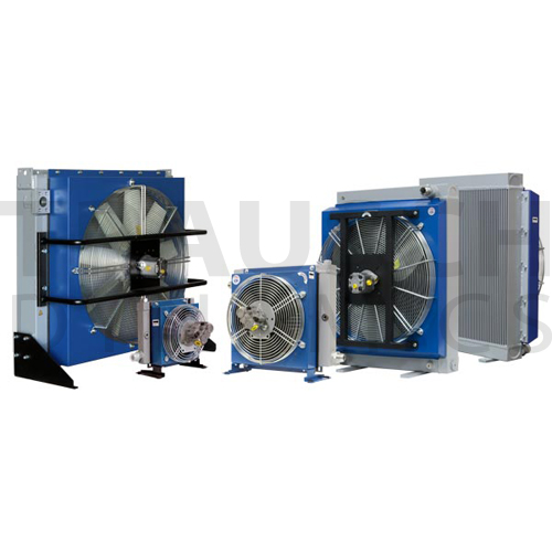 HYDRAULIC FAN DRIVEN SERIES - WITH BYPASS VALVE