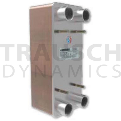 BRAZED PLATE SERIES - WITHOUT MOUNTING BRACKET