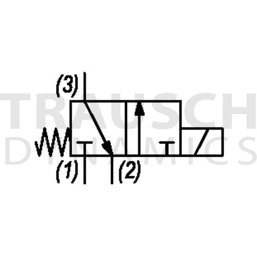3W2P SELECTOR FLOW 3>2 - 3>1