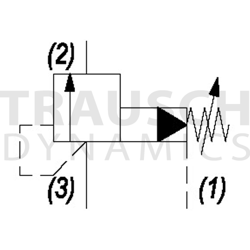SEQUENCE - 2W NORMALLY CLOSED - EXTERNAL PILOT