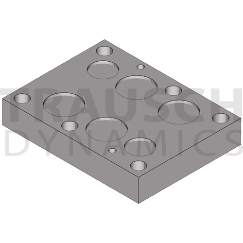 PARALLEL CIRCUIT COVER PLATE