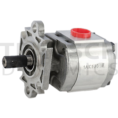 GEAR PUMPS - 4F-17, ALUMINUM, HONOR
