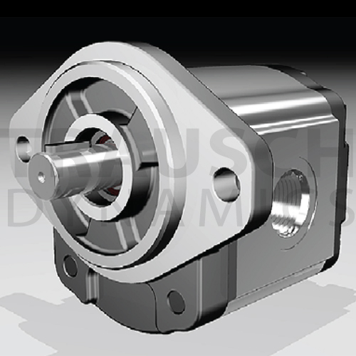 GEAR MOTORS - SAE A, ALUMINUM, HONOR