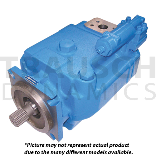 PVH PISTON PUMPS - 10 DESIGN
