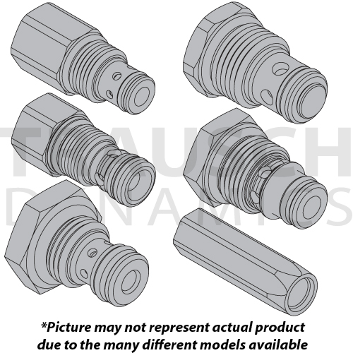 DIRECT ACTING CHECK VALVE
