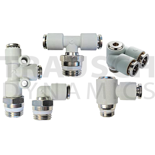 COMPOSITE PUSH-IN FITTINGS PRO-FIT