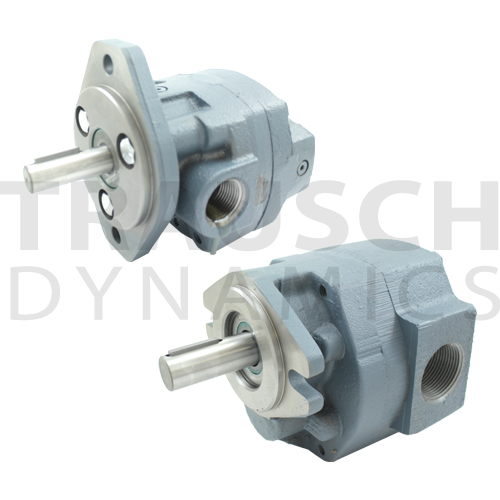 GEAR PUMPS - SAE A, CAST IRON, SIDE LOAD CAPABLE, ...