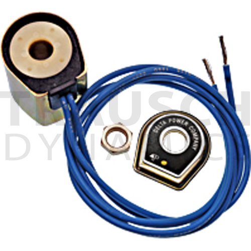 SOLENOID COILS FOR WORK SECTIONS