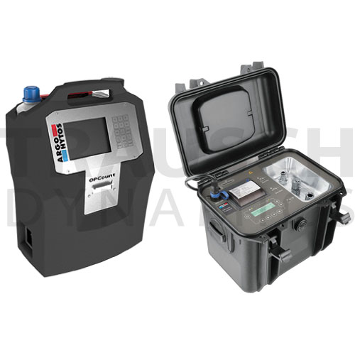 PORTABLE PARTICLE COUNTERS