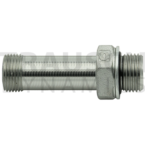 6002L ADAPTERS - MALE O-RING FACE SEAL X MALE BSPP...