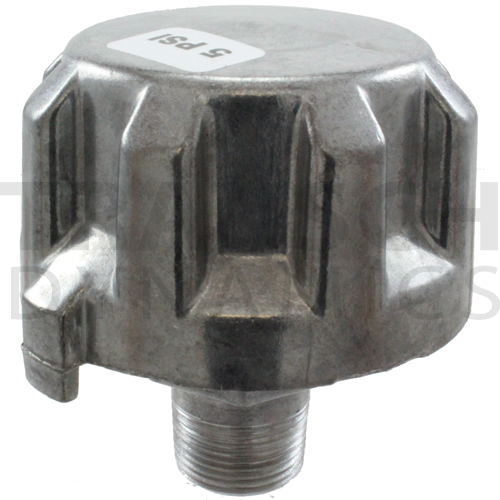 RESERVOIR BREATHER WITH 5 PSI RELIEF VALVE
