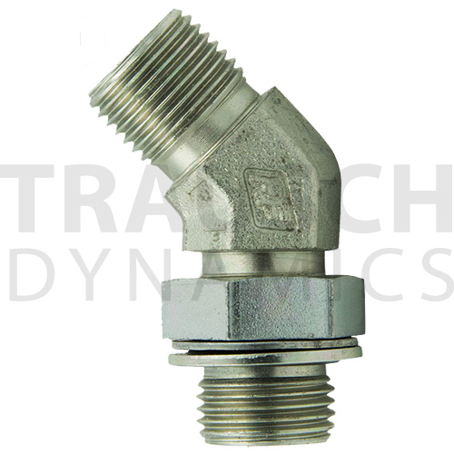 9051 ADAPTERS - MALE BSPP X ADJUSTABLE MALE BSPP 4...