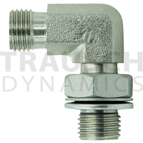 9052 ADAPTERS - MALE BSPP X ADJUSTABLE MALE BSPP 9...