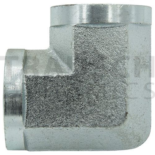 9076 ADAPTERS - FEMALE BSPP FIXED 90 DEGREE ELBOW