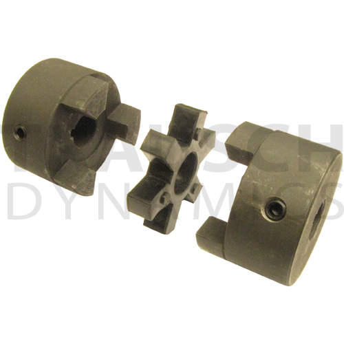 LOVEJOY TYPE JAW COUPLINGS