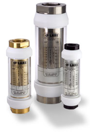 LAKE FLOW METERS - PHOSPHATE ESTER